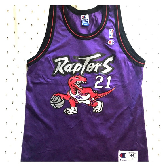 sneakers for cheap 49cfb 973e2 NBA 'ORIGINAL TORONTO RAPTORS MARCUS CAMBY JERSEY